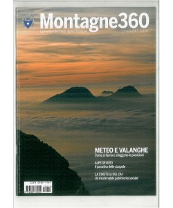 Montagne 360 - mensile n. 52 Gennaio 2017
