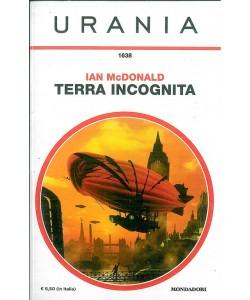 Terra Incognita di IAN McDonald collezione Urania
