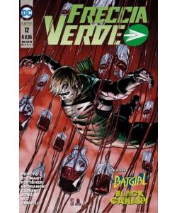 Freccia Verde 12 - DC Comics Lion