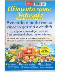 Alimentazione naturale by RIZA mensile n. 16 Gennaio 2017