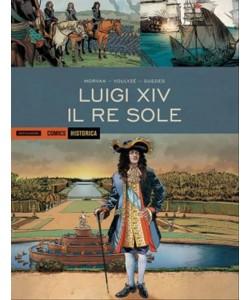 Historica - Luigi XIV il re Sole - vol. 51 Mondadori Comics