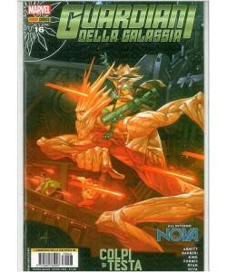 I Guardiani della Galassia # 16 (#48) Panini Comics Marvel