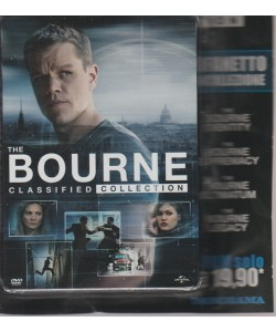 THE BOURNE CLASSIFIED COLLECTION. DVD PANORAMA.