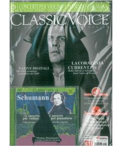Classic Voice - mensile n. 212 Gennaio 2017 + CD SHUMANN