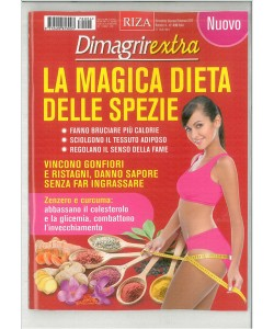 Dimagrirextra by RIZA - Bimestrale n. 4 Gennaio 2017