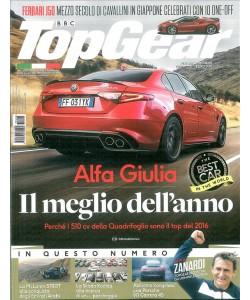 Top Gear mensile n. 111 Febbraio 2017 b