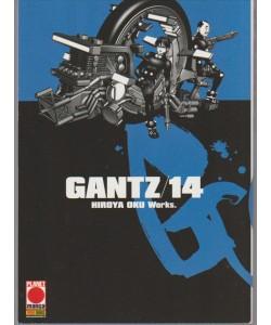 Manga: Gantz 14 (nuova edizione) -Planet Manga