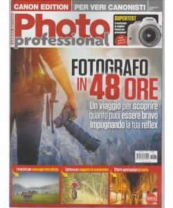 Photo Professional - mensile n.87 Febbraio 2017 - Fotografo In 48 Ore
