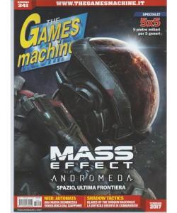 The Games Machine - mensile n. 341 Febbraio 2017