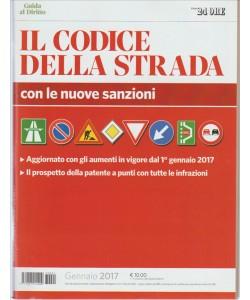 Il Codice Della Strada con le nuove sanzioni-Guida al diritto by Il Sole 24 Ore
