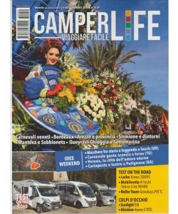 Camperlife - mensile n. 50 Febbraio 2017