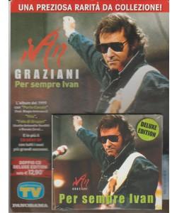 """Doppio CD deluxe edition - Ivan Graziani Per Sempre Ivan"""""""