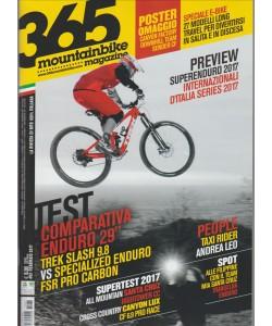 365 Mountain Bike Magazine - mensile n. 61 Febbrai 2017