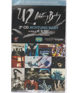 U2: THE ITALIAN COLLECTION. ACHTUNG BABY.  2° CD.