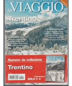 """In Viaggio mensile n. 196 Gennaio 2014 """" Trentino """""""