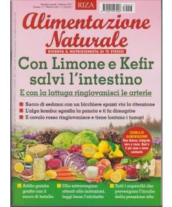 Alimentazione Naturale - mensile n. 17 Febbraio 2017 by RIZA