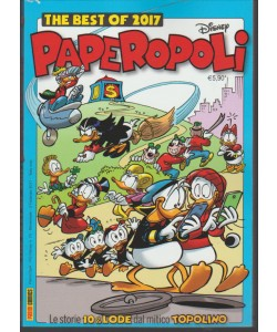 Piu' Disney - The Best of 2017 - Paperopoli