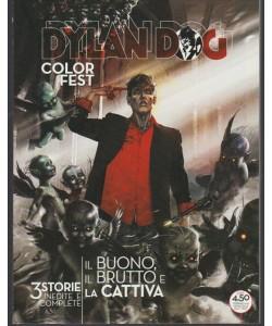 Dylan Dog Color Fest vol. 20 - Il buono il brutto e la cattiva