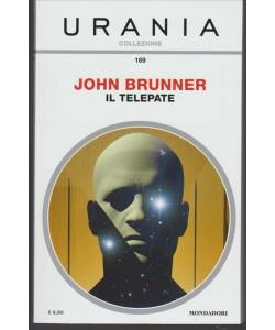 Il Telepate di John Brunner - Urania collezione vol. 169