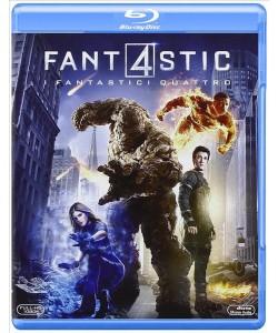 Blu Ray disc I Fantastici quattro Regista: Josh Trank c/Michael B. Jordan