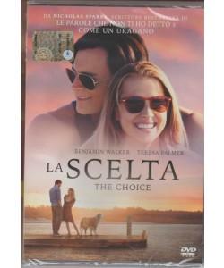 DVD la scelta (The choice) Regista: Ross Katz c/Benjamin Walker, Teresa Palmer