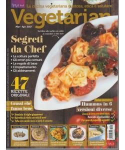 VEGETARIAN bimestrale n. 9 Marzo 2017 by SPREA editore