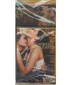 DVD Romeo & Giulietta regia Franco Zeffirelli con Leonard Whiting