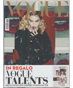 Vogue Italia - mensile n. 798 Febbraio 2017 + Vogue Talents
