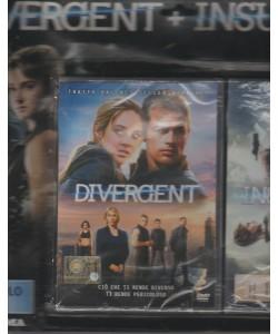 DIVERGENT + INSURGENT. 2 FILM DI PANORAMA.