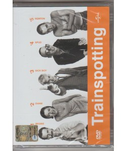 DVD Trainspotting - Regista: Danny Boyle