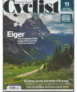 CYCLIST ed.italiana - mensile n. 11 Marzo 2017