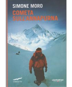 COMETA sull'Annapurna di Simone Moro by La Gazzetta dello Sport