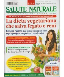Salute Naturale RIZA - mensile n. 215 - Marzo 2017