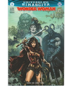 Wonder Woman n. 2 - Universo DC rinascita 34 DC Comics Lion