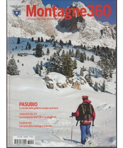 MONTAGNE 360 - mensile n. 54 marzo 2017