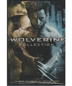 Doppio DVD Wolverine Coll: X-Men Le Origini: Wolverine/Wolverine-L'immortale