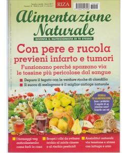 Alimentazione Naturale RIZA - mensile n. 18 Marzo 2017