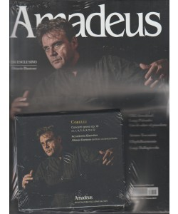 Amadeus - mensile n. 328 Marzo 2017 + CD Corelli