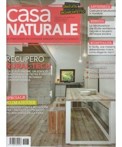Casa Naturale - bimestrale n. 87 Marzo 2017