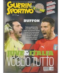 Guerin Sportivo - mensile n. 4 - Aprile 2017 Buffon esclusivo