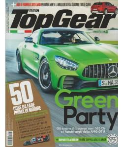 Top Gear - mensile n. 113 Aprile 2017
