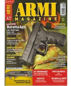 Armi Magazine - mensile n. 4 Aprile 2017