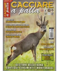 Cacciare a Palla - mensile n. 4 Aprile 2017