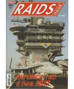 RAIDS Italia - mensile n. 355 Aprile 2017