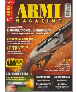 Armi Magazine - Mensile n. 5 Maggio 2017