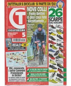 CT Cicloturismo - Mensile n. 5 Maggio 2017