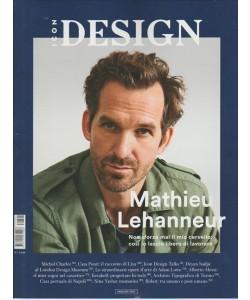 """ICON Design - mensile n. 14 Maggio 2017 """"Mathieu Lehanneur"""""""