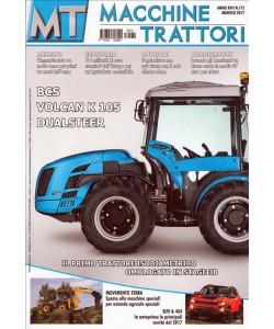 MT Macchine trattori - mensile n. 172 Maggio 2017