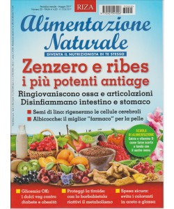 Alimentazione Naturale - mensile n. 20 Maggio2017