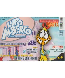 Lupo Alberto - mensile n. 383 - Maggio 2017